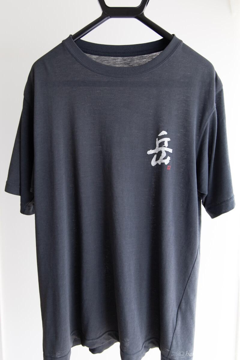 モンベル,ウィックロン,Tシャツ ,岳