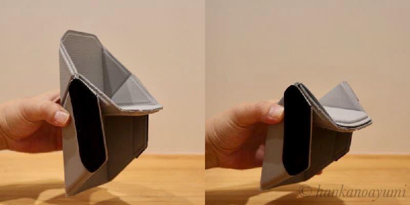 ピークデザインのエブリデイスリング10LV2のディバイダーの使い方