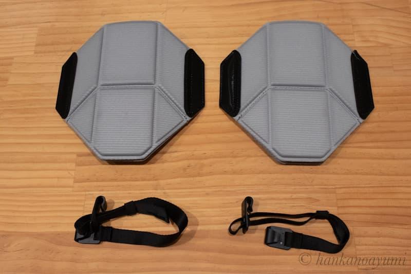 ピークデザインのエブリデイスリング10LV2の付属品