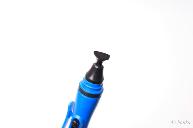 レンズペンの液晶用
