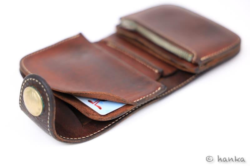財布のICカードポケット