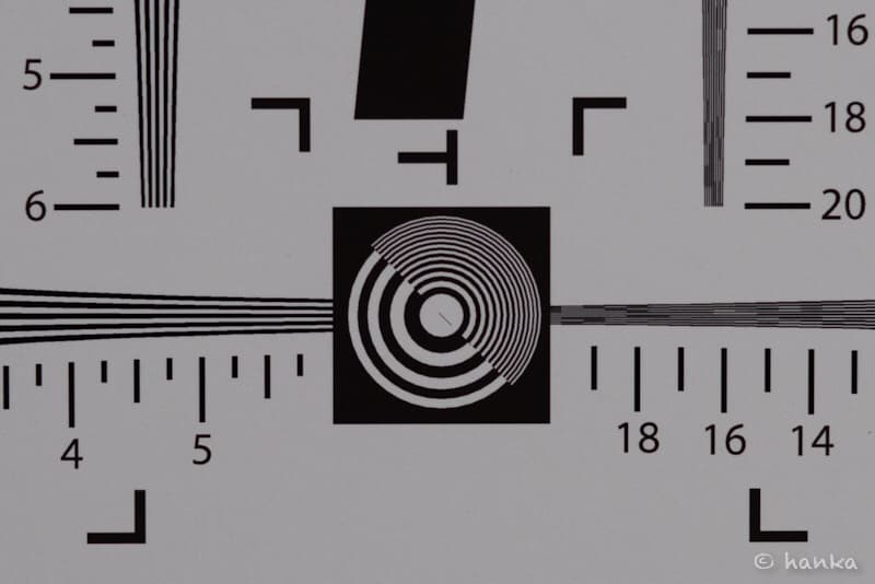 50mmf1.8stm,解像度テスト