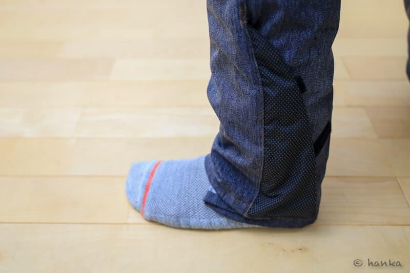 イージス,スキー靴