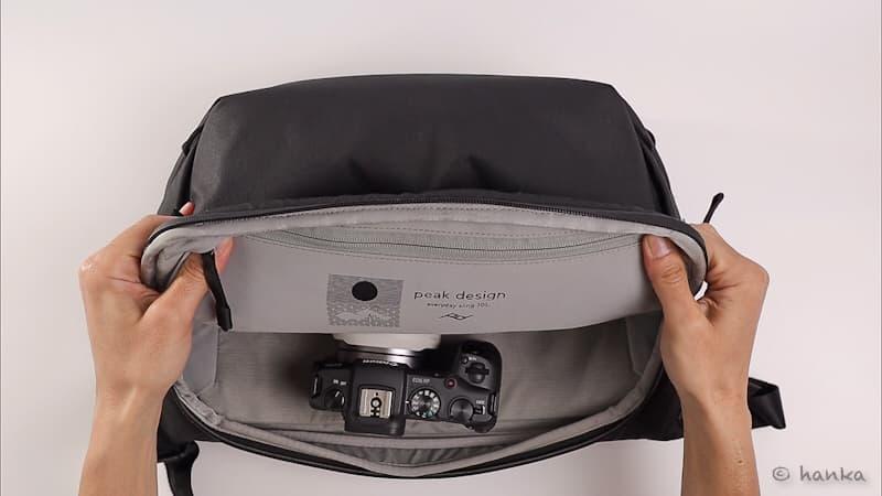 rf70-200f4,カメラバッグ